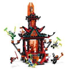 LEGO Ninjago 71712 Az őrület császárjának temploma