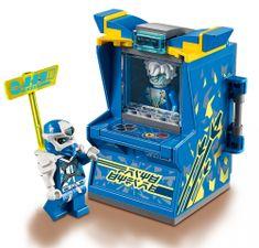 LEGO Ninjago 71715 Jay avatárja - árkád automata