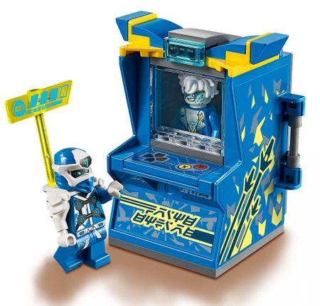 LEGO Ninjago 71715 Jayev avatar - arkadni automat