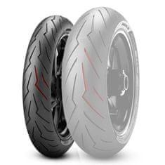 Pirelli 120/60 ZR17 M/C (55W) TL DIABLO ROSSO III predné-DOT16