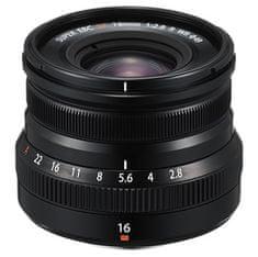 FujiFilm XF 16 mm f2.8 R WR objektiv