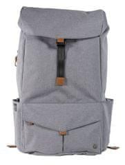 """PKG Cambridge Laptop Backpack 15""""/16"""", světle šedý (PKG-CAMB-LG01TN)"""