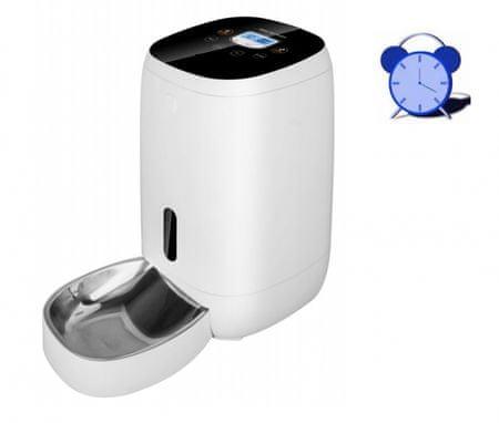 Element avtomatski dozirnik hrane za hišne ljubljenjčke, 4 L