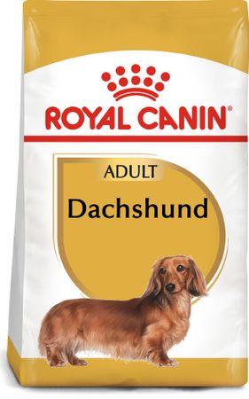 Royal Canin Dachshund Adult pasji briketi za odrasle jazbečarje, 7,5 kg
