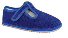 Protetika chlapčenské barefoot topánky RAVEN denim
