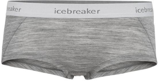 Icebreaker dámske boxerky Sprite Hot Pants (103023), XS, sivá