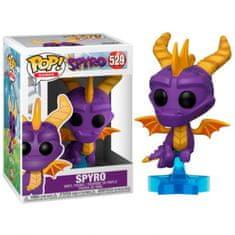 Funko POP! Spyro figura, Spyro #529