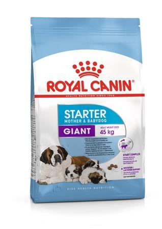 Royal Canin Giant Starter 15 kg