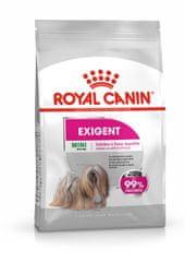 Royal Canin Mini Exigent pasji briketi za manjše pasme, 3 kg