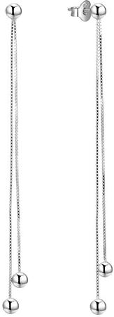 Beneto Srebrni uhani AGUC1838 srebro 925/1000