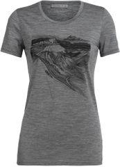 Icebreaker damska koszulka merino Tech Lite SS Crewe PCT (104999004)