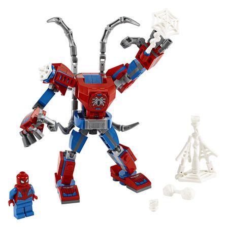 LEGO Super Heroes 76146 Pókember robotja