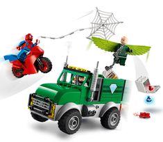 LEGO Super Heroes 76147 Napad sępa na furgonetkę