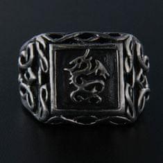 Amiatex Strieborný prsteň 13928
