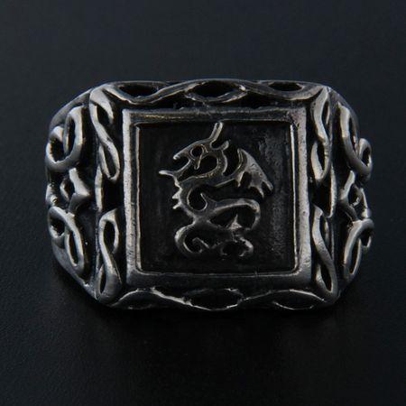 Amiatex Ezüst gyűrű 13928 + Nőin zokni Gatta Calzino Strech, 63