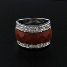 Amiatex Ezüst gyűrű 14328