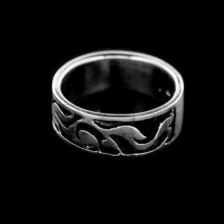 Amiatex Pierścionek srebrny 14993, 59