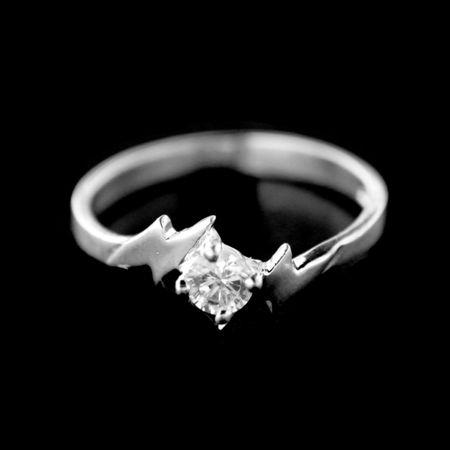Amiatex Ezüst gyűrű 15405, 52