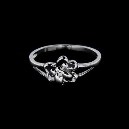 Amiatex Pierścionek srebrny 25067, 54