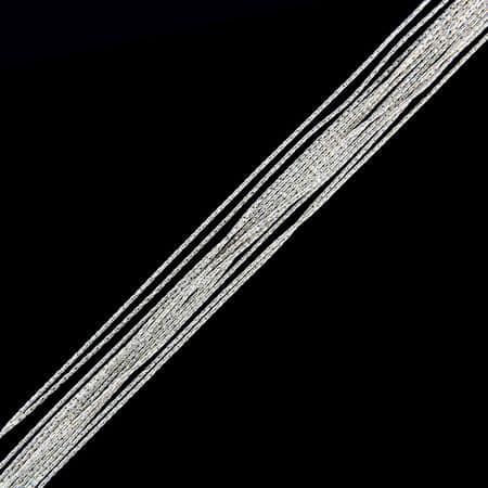 Amiatex Ezüst lánc 25970, 40+3, 20 G