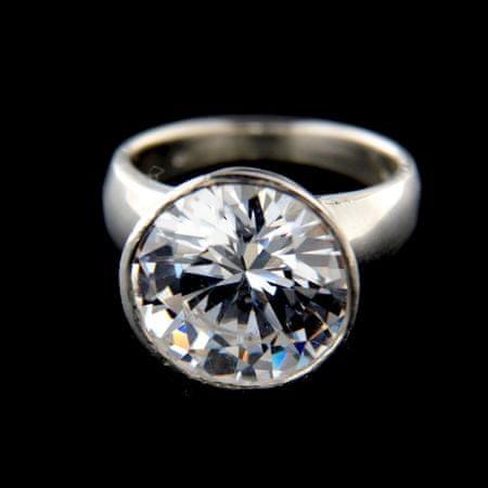 Amiatex Ezüst gyűrű 34342, 56