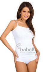 Babell Dámska košieľka Nata plus white