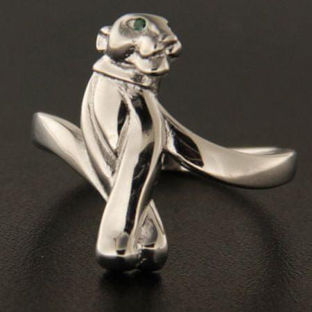 Amiatex Ezüst gyűrű 45428, 59