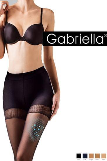 Gabriella Dámske pančucháče 479 Comfort Matt nero, čierna, 3