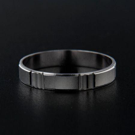 Amiatex Ezüst gyűrű 13830, 61