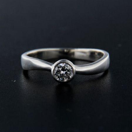 Amiatex Ezüst gyűrű 14205, 57