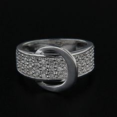 Amiatex Ezüst gyűrű 14267