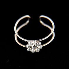 Amiatex Strieborný prsteň 14542