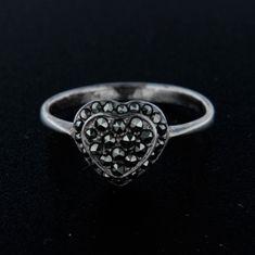 Amiatex Ezüst gyűrű 14342