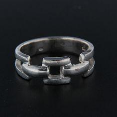 Amiatex Ezüst gyűrű 14361