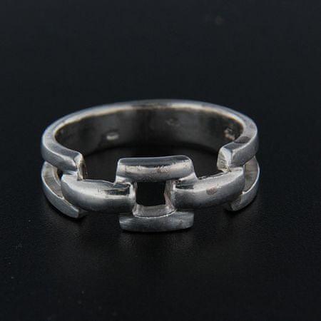 Amiatex Ezüst gyűrű 14361, 58