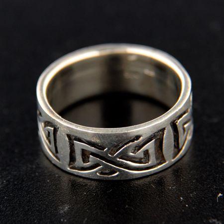 Amiatex Ezüst gyűrű 14754, 66