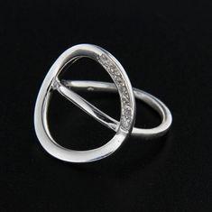 Amiatex Ezüst gyűrű 14359