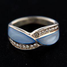 Amiatex Ezüst gyűrű 14792