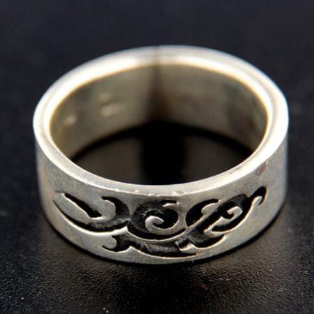 Amiatex Ezüst gyűrű 14860, 62