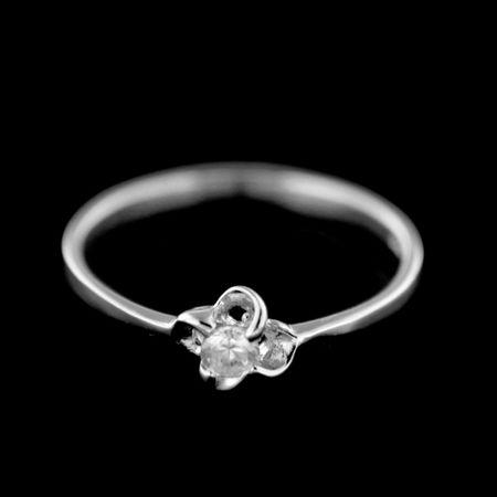Amiatex Ezüst gyűrű 15425, 54