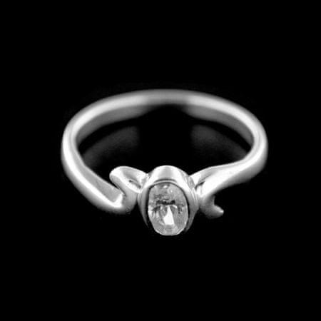 Amiatex Pierścionek srebrny 15429, 57