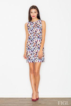 Figl Női ruha M498-23, többszínű, XL