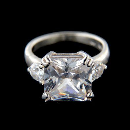 Amiatex Ezüst gyűrű 34340, 56