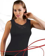 Dámská košilka Berta plus black