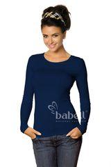 Babell Női blúz Manati long blue
