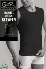 Gatta Férfi testhezálló póló Between 2419s black