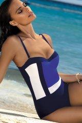 Feba Damski jednoczęściowy kostium kąpielowy F54-609