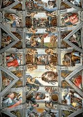 Trefl Michelangelo: Sixtínska kaplnka 3 6 000 dielikov