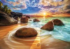 Trefl Samudra Beach, India 1 000 dielikov