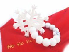 KidPro Gryzak silikonowy: Płatek śniegu